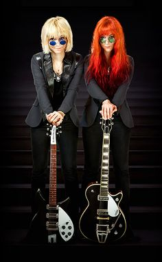 The MonaLisa Twins biography tells you about the twins' music, their sound, their history as well as their projects and achievements in their musical career Party Guests, Kinds Of Music, Biography, Rock N Roll, Twins, Punk, Studio, Gallery, Movies