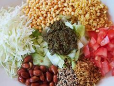 Burmese Salads--Alex LOVES Burmese food. maybe recreate some of these.