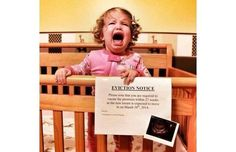 25 Hilarious Baby Announcements That Will Make You Almost Want to Have Another Kid (Slide #1) - Offbeat