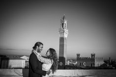 Wedding in Siena, Tuscany. Private Tower Tuscan dmc