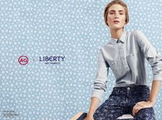 AG Jeans x Liberty Ben Akhtar London on the Inside