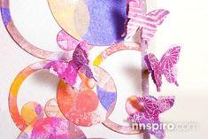 ¡Color, color y más color! Dale un toque irisado a tus proyectos con los Fireworks de Imagine Crafts.  Son tintas en spray con base de agua y libres de ác