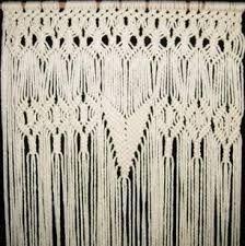 Imagini pentru macrame cortinas