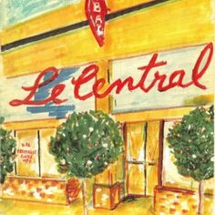 San Francisco's Neighborhood French Bistro: Le Central