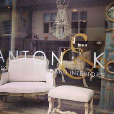 Anton & K shop Winchcombe