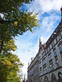 Herkkupäiväkirja sunny autumn day (Helsinki)