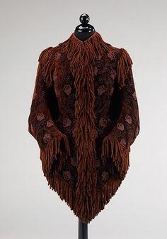 Mantle  1885  The Metropolitan Museum of Art