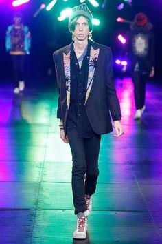 Saint Laurent Spring 2016 Menswear, Look #64