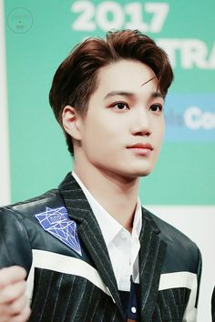 Kai - 170922 KCON 2017 Australia, red carpet Credit: KNK.