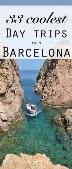 Do you want to get out of the city? There are so many opportunities and options for day trips from Barcelona. We at One Week In dedicated this full article only to cool day trips you can take from Barcelona. Barcelona is our home, and we've spent summer a (Cool Photography Summer)