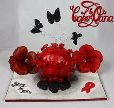 HIVirus UNSA  - Cake by cakesbyoana