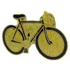 "Bicycle Pin 1"" by FindingKing. $8.99. This is a new Bicycle Pin 1"""