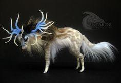 Clear Water Stag Room Guardian by AnyaBoz.deviantart.com on @DeviantArt