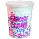 Pink & Blue Cotton Candy, 2-oz. Containers
