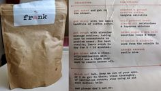 How To Make Your Own 'Frank Body Scrub'