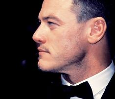 Breath,  darling.  Luke Evans at GQ Awards in Berlin - November, 10 2016