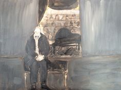 """""""THE MAN WHO BECAME A GHOST"""" BY GIGI MILLS 
