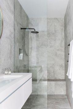 Gorgeous 70+ Tiles Ideas for Small Bathroom - Get more Ideas in our gallery | #smallbathroom #bathroomdecoration #bathroomideas #bathroomtiles #bathroomdecor #homedecor (95)