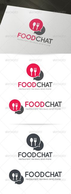 Food Chat Logo #GraphicRiver About The Food Chat Logo Template: Food Chat Logo is a great modern logo design for many kind of companies. This logo design could be used for restaurant review websites, food blogs, food consultants and more. What's in the download? A unique, fully editable and resizable vector logo. Black and white version Horizontal and vertical variation Illustrator AI file (CS and higher) Illustrator EPS 10 file Readme file with font download info Need any help? For any…