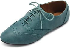 Amazon.com   Ollio Women's Shoe Classic Lace Up Dress Low Flat Heel Oxford   Oxfords Oxford Heels, Costume Accessories, Oxfords, Lace Up, Costumes, Flats, Amazon, Classic, Sneakers