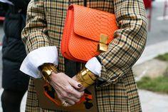 Street looks bijoux à la Fashion Week de Paris