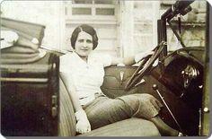 1930larda bir kadın #istanbul #istanlook