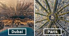 I Bet You've Never Seen These 16 Mega Cities Like This Before
