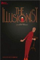 """CINE(EDU)-569. El ilusionista. Dir. Sylvan Chomet. Francia, 2010. Animación. Conta a historia dun vello mago que trata de non defraudar unha nena convencida de que os seus trucos de maxia son reais. Segunda película do director de """"Bienvenidos a Belleville"""", baseada nun guión de Jacques Tati que nunca foi producido. http://kmelot.biblioteca.udc.es/record=b1493709~S3*gag"""