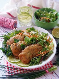 Az otthon ízei: Csirkefalatok zöldfűszeres bundában Main Dishes, Food And Drink, Turkey, Chicken, Cooking, Diet, Main Course Dishes, Kitchen, Entrees