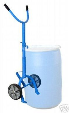 You are buying one new Morse Model 152 Drum Hand Truck. These drum trucks have trim, tough, all steel, welded construction for strength. They provide you with ease of use at a low price.  Simply place the drum hand truck upright along side your drum, engage the upper rim hook, and tip back to load and move your heavy drum.  Some short assembly may be required.  More sizes and styles available.