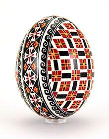 Hand-painted Easter eggs – Duck eggs in batik technique – gleaming Ukrainian Easter Eggs, Ukrainian Art, Egg Shell Art, Egg Designs, Faberge Eggs, Egg Art, Ancient Symbols, Egg Decorating, Mandala Design