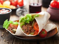 Wildtree - Crock Pot Shredded Beef Burritos Recipe - Quick and Easy Freezer Meal Planning Everyday Meals - Pulled Pork Recipes, Beef Recipes, Healthy Recipes, Easy Recipes, Easy Freezer Meals, Quick Weeknight Meals, Shredded Beef Burritos, Beef Fajitas, Chicken Fajitas