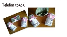 Telefon tokok (mobil phone bag)