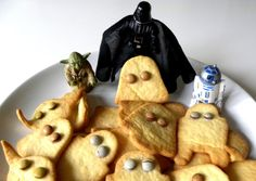 Star wars biscuits / Star wars cookies