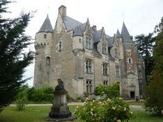 Castello Montrésor - Castelli della Loira - Francia