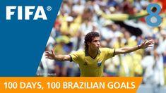 100 Great Brazilian Goals: #8 Careca (Mexico 1986)