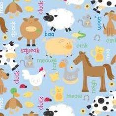 Alpine Fabrics- Barnyard in Blue by Alpine Fabrics- yards Check Fabric, Fabric Shop, Farm Kids, Barn Wood Crafts, Baby Makes, Riley Blake, Fabulous Fabrics, Toddler Crafts, Baby Quilts