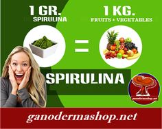 Everyone should know about this spirulina Herbalife, Top Supplements, Superfood, Vertigo, Vitamins, Protein, Vegetables, Healthy, Aloe Vera