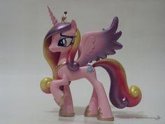 Beautiful Custom Princess Cadence Sculpture