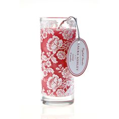 Glass candle laura ashley and vanilla on pinterest