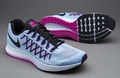 Nike Womens Air Zoom Pegasus 32 - Copa/Black-Fuchsia Glow