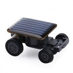 $6.99 (was $25.55) Mini Solar Car by Buyincoins @ Fishpond - Bargain Bro