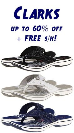 580524e615067 Clarks Sandals and Shoes ~ up to 60% off + FREE Shipping! Most Comfortable