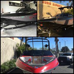 We tint boats too! #AudioExpertsVentura #AudioExperts #AudioVideo #CarStereo #StereosVentura #Ventura #VenturaCA #VenturaCalifornia #California #CustomAudio #WindowTint #Malibu #Wakesetter #Wakeboard