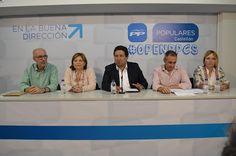 """Tribuna Popular de Segorbe: Moliner: """"El PPCS ha avanzado en regeneración y pa..."""