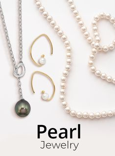 Every wardrobe should contain the classics! Besides being beautiful, pearls symbolize purity, clarity, and loyalty. Check out these all NEW designs and add them to your collection. Shop today: #QualtyGold #jewelry #FashionJewelry #BoldJewelry #FallFashion #PearlJewelry #PearlEarrings #Pearls