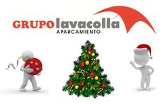 CARTELITO NAVIDAD1 APARCAMIENTO LAVACOLLA Christmas Tree, Christmas Ornaments, Holiday Decor, Home Decor, Merry Christmas, Parking Space, Teal Christmas Tree, Decoration Home, Room Decor