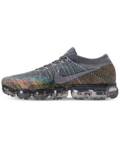 separation shoes 40870 6eebd Nike Men s Air VaporMax Flyknit Running Sneakers from Finish Line   Reviews  - Finish Line Athletic Shoes - Men - Macy s