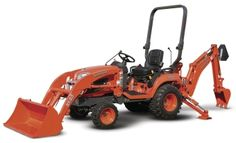 BX25 Kubota Tractor. Purdy please Santa?!?! I was naughty this year...but I'm getting much better!