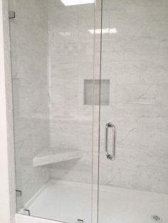 Image result for daltile shower marble alternative